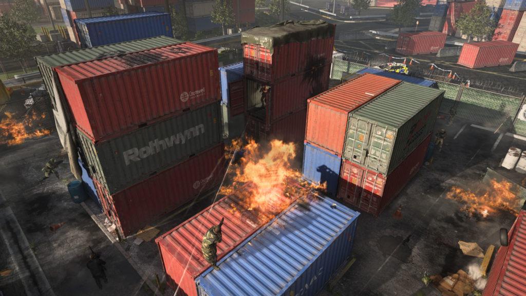 COD Modern Warfare - Shipment - JOMIWE GAMING
