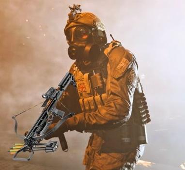 Call of Duty Modern Warfare Armbrust - JOMIWE Gaming