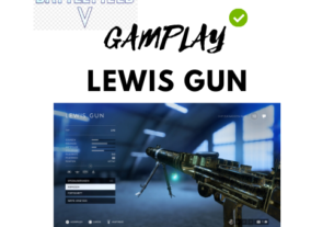 Gameplay Lewis Gun - JOMIWE GAMING