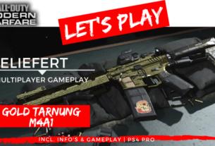 Call of Duty | Modern Warfare - Lets Play Geliefert - JOMIWE GAMING