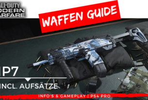 Call of Duty | Modern Warfare - Waffen Guide - MP7 - JOMIWE GAMING