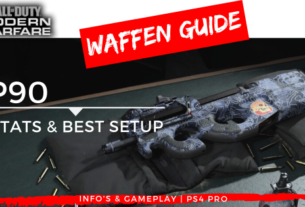 Call of Duty | Modern Warfare - Waffen Guide - P90 - JOMIWE GAMING