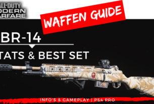 COD Modern Warfare - Waffen Guide - EBR-14 - JOMIWE GAMING