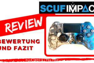 Review - SCUF Impact - JOMIWE GAMING