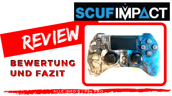 Review - SCUF Impact - JOMIWE GAMING