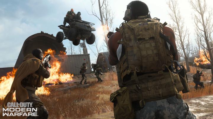 Call of Duty Modern Warfare Playlist Update 25.02.2020 - Bodenkrieg Boneyard - JOMIWE GAMING
