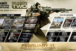 COD Modern Warfare SEASON 2 Überblick - JOMIWE GAMING