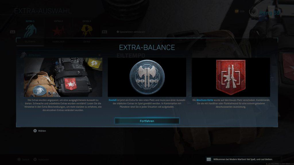 Call of Duty | Modern Warfare - Die wichtigsten Buffs und Nerfs - Patch 1.14 | Perks - JOMIWE GAMING