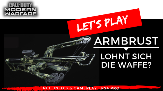 Call of Duty | Modern Warfare - Let's Play Armbrust - JOMIWE GAMING