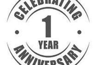 First Anniversary - JOMIWE GAMING