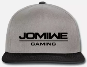 JOMIWE GAMING CAP - Spreadshirt - Merchandise Shop