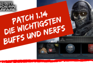 Call of Duty | Modern Warfare - Die wichtigsten Buffs und Nerfs - Patch 1.14 | Buffs und Nerfs - JOMIWE GAMING