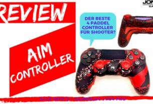 Website - AIM CONTROLLER Review - JOMIWE GAMING