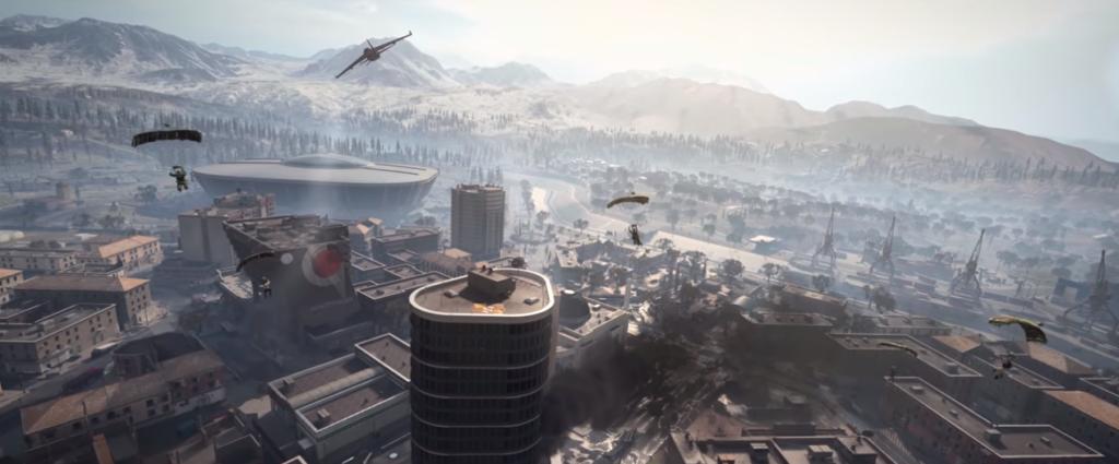 Call of Duty - Modern Warfare - Warzone Absprung - JOMIWE GAMING