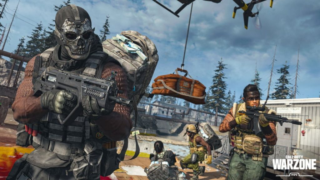 Call of Duty - Modern Warfare - Warzone Update 17.03.2020 - JOMIWE GAMING