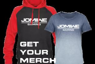 JOMIWE GAMING Merch