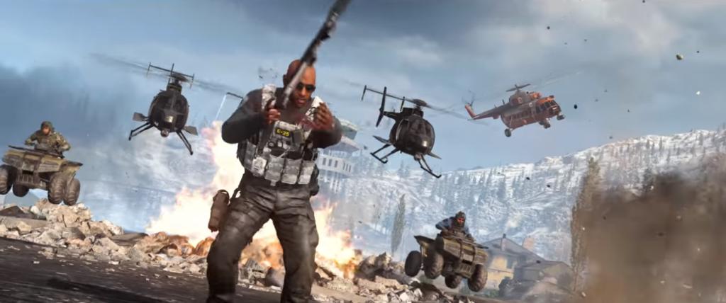 Call of Duty - Modern Warfare - Warzone Start - JOMIWE GAMING