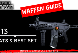 Call of Duty - Modern Warfare - Waffen Guide - M13 - JOMIWE GAMING
