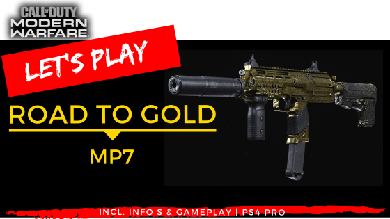 Call of Duty | Modern Warfare - Let's Play - MP7 Road to GOLD - JOMIWE GAMING