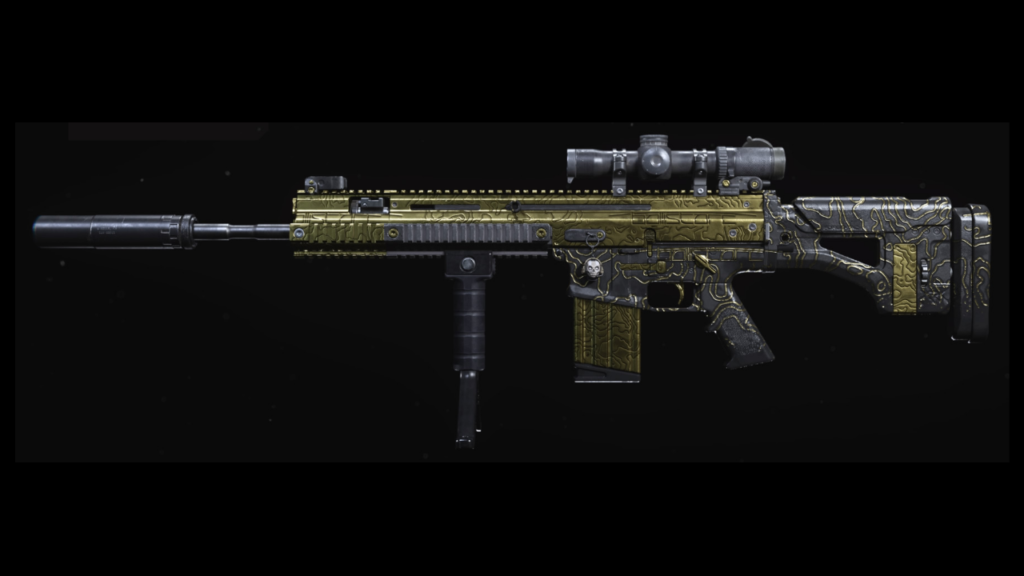 Call of Duty _ Modern Warfare - Road to Gold - SCAR 17