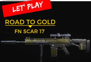Call of Duty | Modern Warfare - Road to Gold - FN SCAR 17- JOMIWE GAMING
