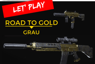 Call of Duty | Modern Warfare - Road to Gold - GRAU -- JOMIWE GAMING