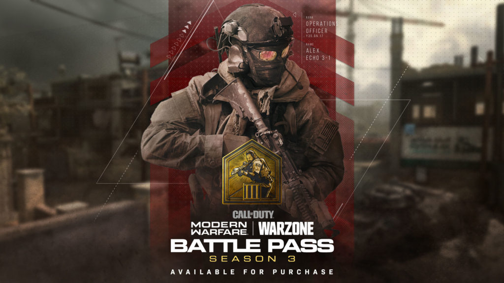 Call of Duty | Modern Warfare Season 3 - JOMIWE GAMING - Battle Pass