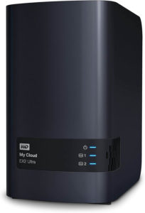 WD My Cloud EX2 Ultra