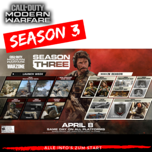 Call of Duty   Modern Warfare Season 3 - JOMIWE GAMING - YouTube Video