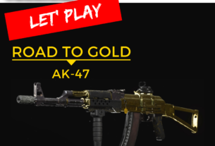 Call of Duty | Modern Warfare - Road to Gold - AK-47 - JOMIWE GAMING