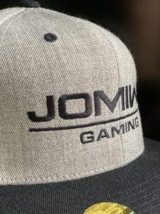 Snapback Team Cap - JOMIWE GAMING - 2. Versuch
