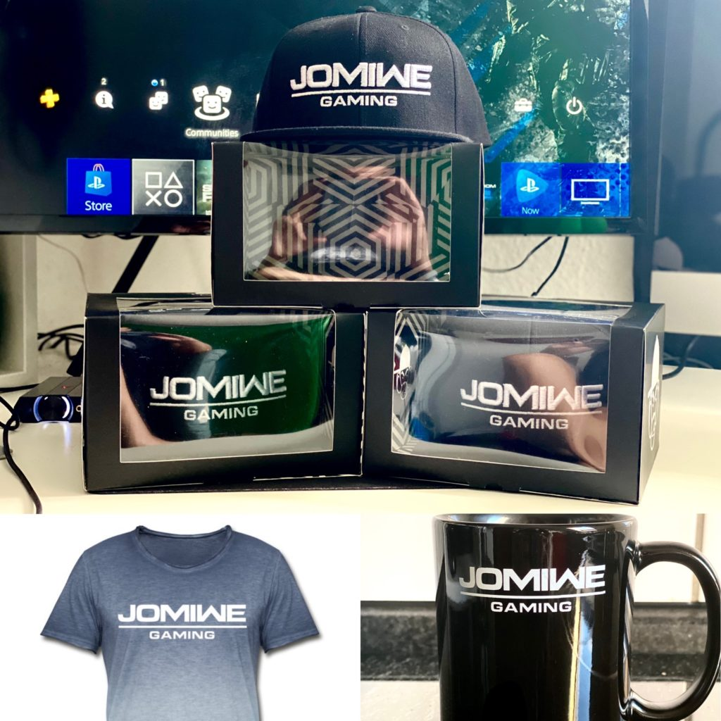 JOMIWE GAMING Merch