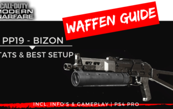 Call of Duty | Modern Warfare – Waffen Guide – PP19 BIZON - JOMIWE GAMING