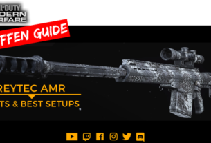 Call of Duty Modern Warfare - Waffen Guide REYTEC AMR Beitrag - JOMIWE GAMING
