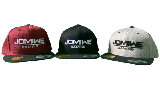 JOMIWE GAMING Team Caps