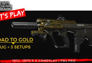 Call of Duty | Modern Warfare - Road to Gold - AUG - JOMIWE GAMING
