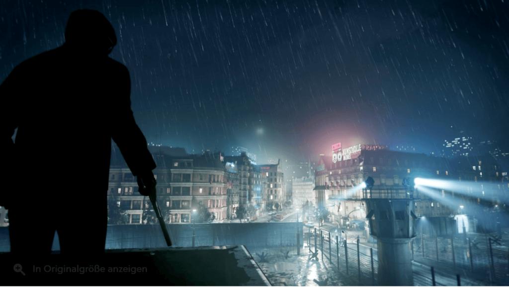 COD Black Ops Cold War Berliner Mauer - JOMIWE GAMING