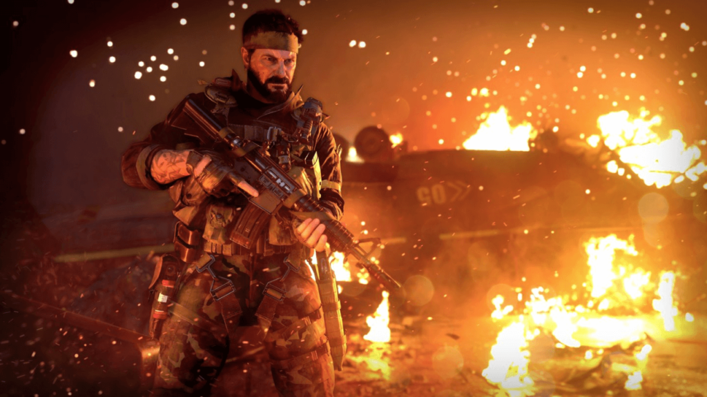 COD Black Ops Cold War Soldat - JOMIWE GAMING