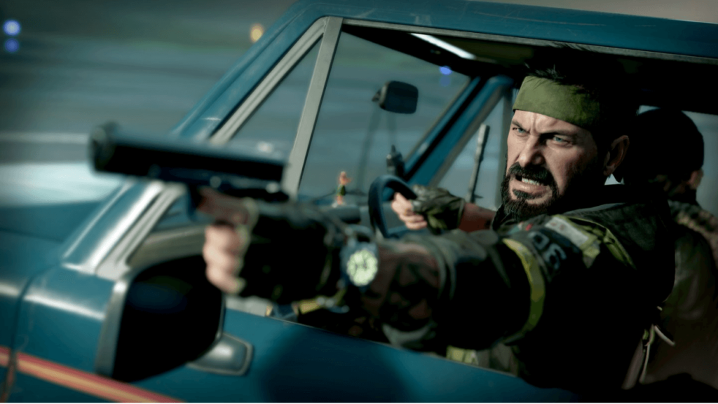 COD Black Ops Cold War Verfolgungsjagd - JOMIWE GAMING