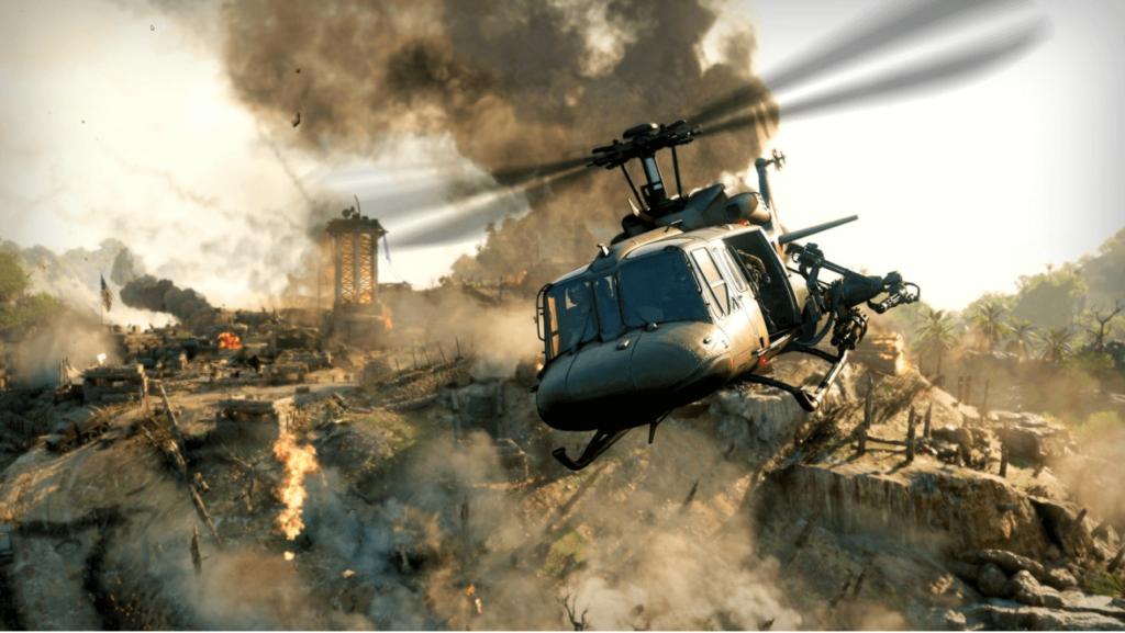 COD Black Ops Cold War Vietnam - JOMIWE GAMING