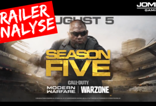 SEASON 5 - CoD Trailer Analyse