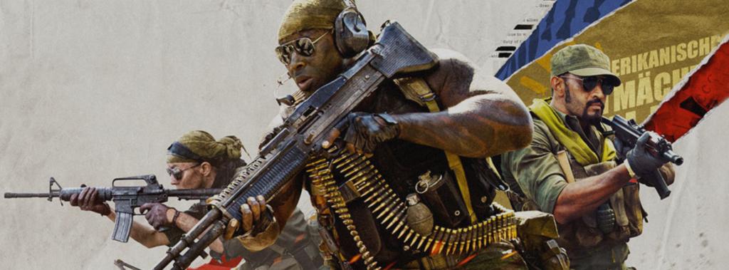 CoD Black Ops Cold War - JOMIWE GAMING