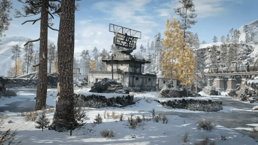 Call of Duty Black Ops Cold War Map Crossroads 2 - JOMIWE GAMING