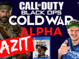 Call of Duty Black Ops Cold War Alpha Fazit - JOMIWE GAMING