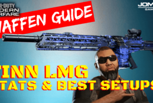 Call of Duty | Modern Warfare – Waffen Guide – FINN LMG - JOMIWE GAMING