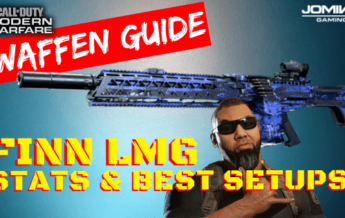 Call of Duty | Modern Warfare – Waffen Guide – FINN LMG - JOMIWE GAMING