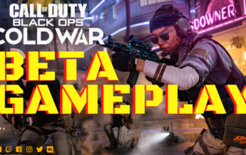 Call of Duty Black Ops Cold War Beta - Gameplay - JOMIWE GAMING