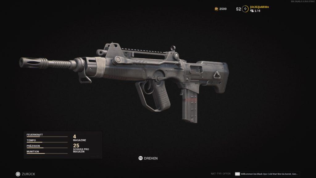 Call of Duty®: Black Ops Cold War - FFAR1 - JOMIWE GAMING