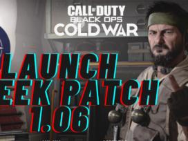 BLACK OPS: COLD WAR - Update 1.06 - JOMIWE GAMING