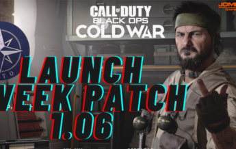 BLACK OPS: COLD WAR - Update 1.06 - JOMIWE GAMING